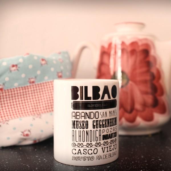 Taza, Tienda Online Ilovebilbao, Bilbolovers
