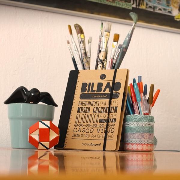 Cuaderno Bilbao, Tienda Online Ilovebilbao, Bilbolovers