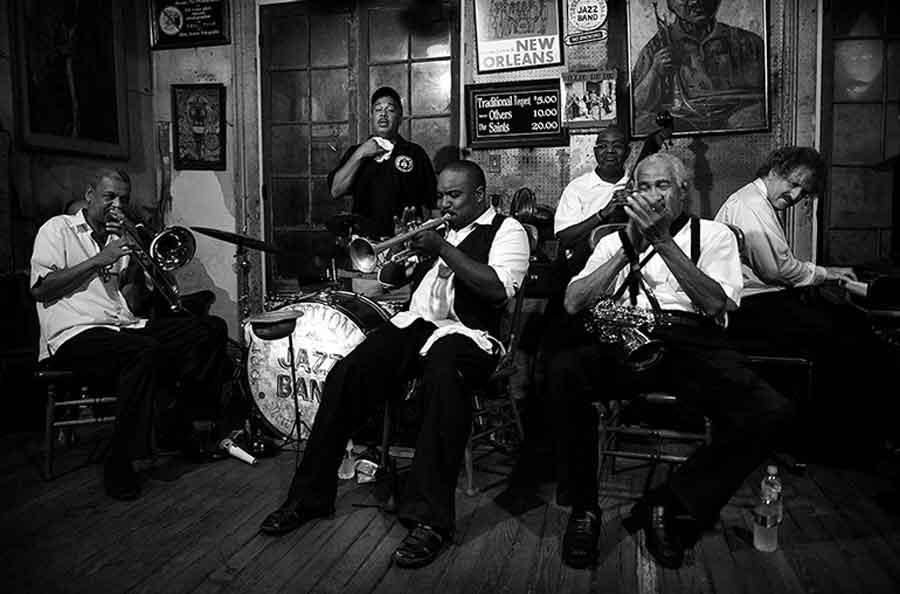 Retratos de Jazz