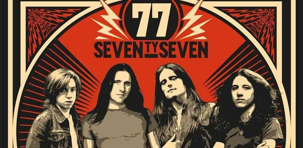 77 (seventy seven)