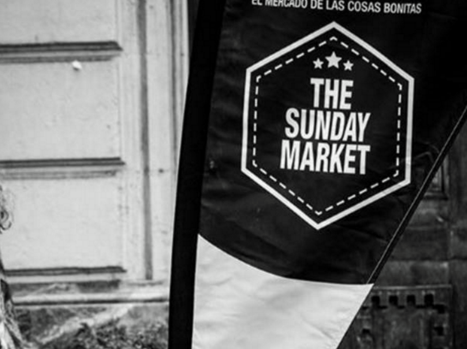 THE SUNDAY MARKET