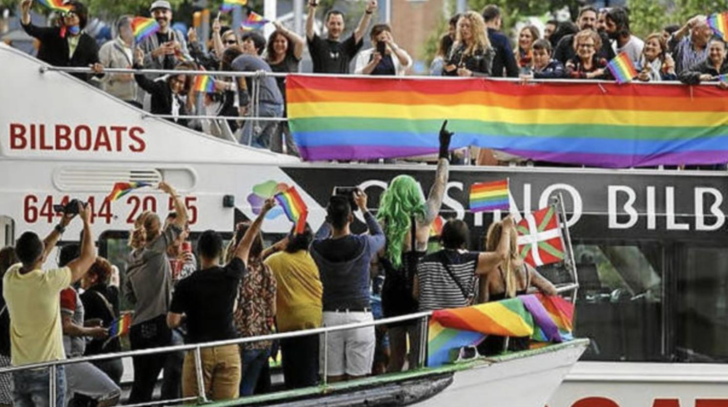 Bilbao Bizkaia pride