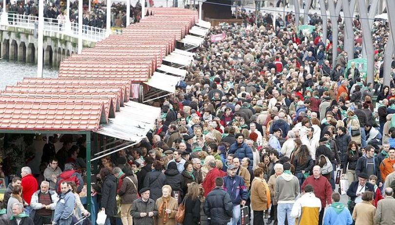 mercado Santo Tomás