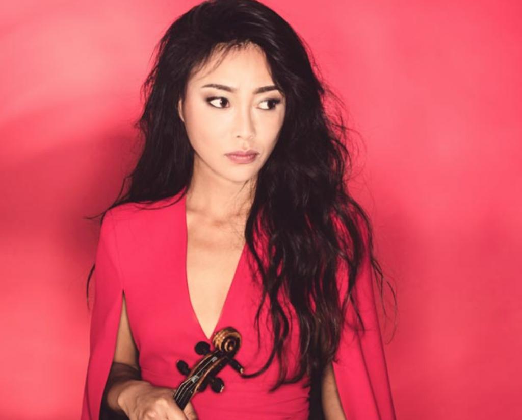 La violinista Soyoung Yoon